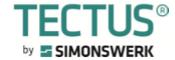 Simonswerk TECTUS Concealed Hinges